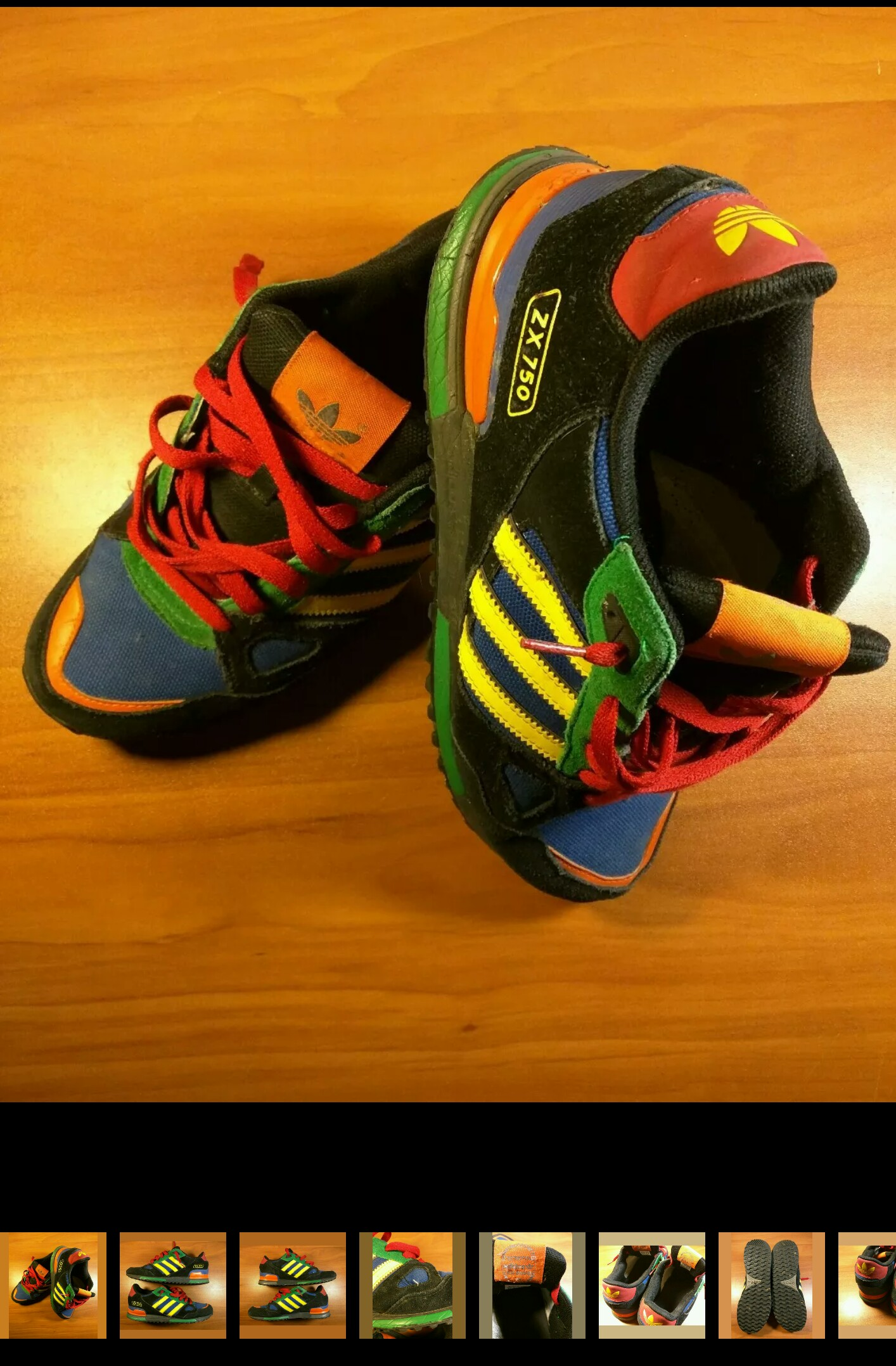 adidas zx 750 sneakers
